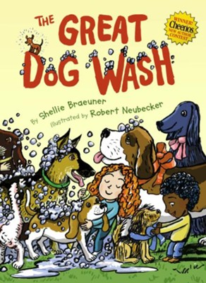 The Great Dog Wash  -     By: Shellie Braeuner