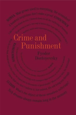 Crime and Punishment - eBook  -     Translated By: Constance Garnett     By: Fyodor Dostoyevsky