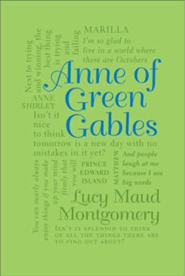 Anne of Green Gables - eBook  -     By: Lucy Maud Montgomery