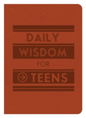 Daily Wisdom for Teens - eBook  -