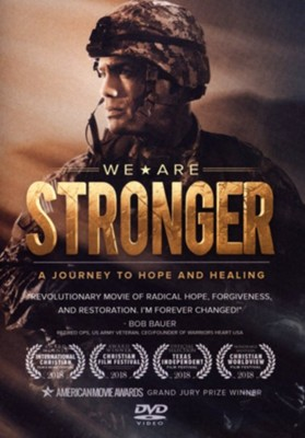 We Are Stronger: A Journey to Hope and Healing, DVD   -