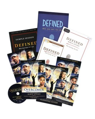 Overcomer DVD Church Campaign Kit  -     By: Stephen Kendrick, Alex Kendrick