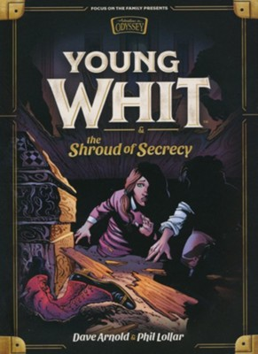Young Whit and the Shroud of Secrecy - eBook  -     By: Phil Lollar & Dave Arnold