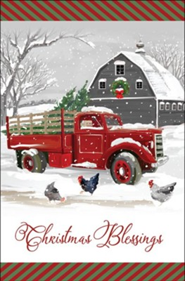 Christmas Blessings Box of 20 Christmas Cards  -     By: Martha Collins