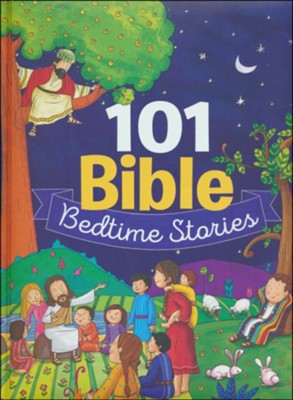 101 Bible Bedtime Stories  -     By: Janice Emmerson-Hicks
