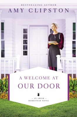 A Welcome at Our Door - eBook  -     By: Amy Clipston