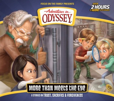 Adventures in Odyssey #67: More Than Meets the Eye  -