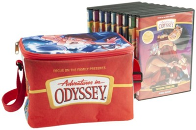 Adventures in Odyssey DVD Library   -