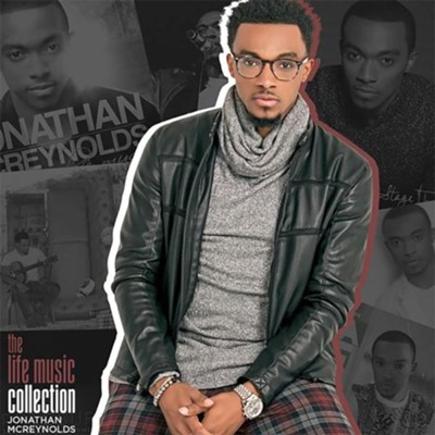 The Life Music Collection - LP   -     By: Jonathan McReynolds