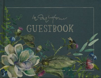 In Our Home Guestbook  -     By: Ruth Chou Simons
