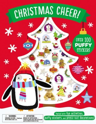Activity Books: Christmas Cheer  -