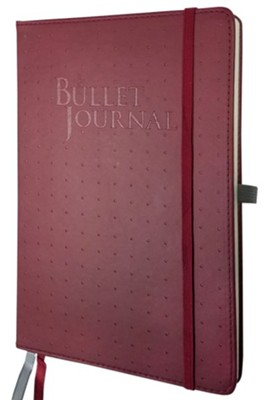 Bullet Journal, Brown  -
