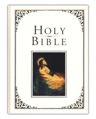 KJV Holman Family Bible Bonded Leather Padded Hardcover   -