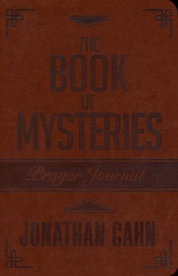 The Book of Mysteries Prayer Journal  -     By: Jonathan Cahn