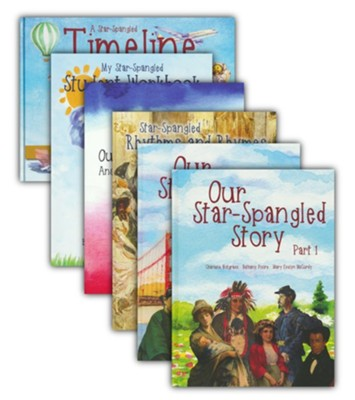 Our Star-Spangled Story Curriculum Package   -