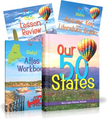 Our 50 States Curriculum Package   -     By: Mary Evelyn Notgrass McCurdy