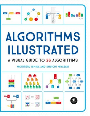 Algorithms: Explained and Illustrated - eBook  -     By: Moriteru Ishida