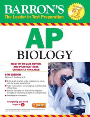 Barron's AP Biology - eBook  -     By: Deborah T. Goldbert