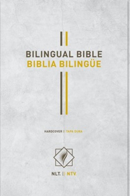 Bilingual Bible / Biblia bilingue NLT/NTV - eBook  -     By: Tyndale