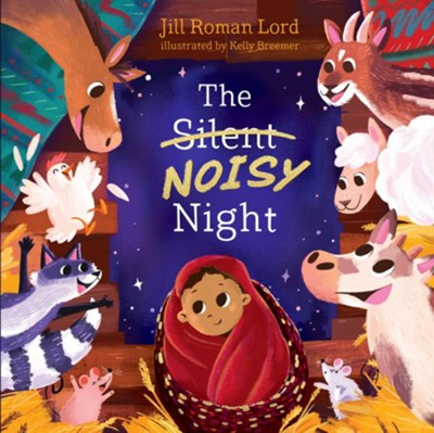 The Silent Noisy Night - eBook  -     By: Jill Roman Lord