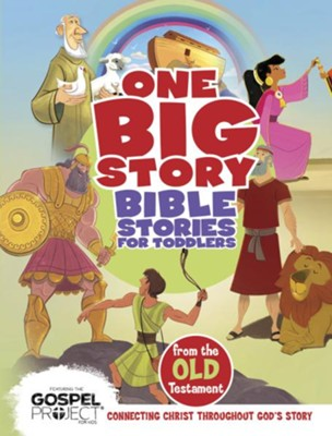 Bible Stories for Toddlers from the Old Testament - eBook  -     Edited By: B&H Editorial Staff     Illustrated By: Heath McPherson