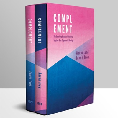 Complement, 2 Softcover Boxed Set   -     By: Aaron Ivey, Jamie Ivey