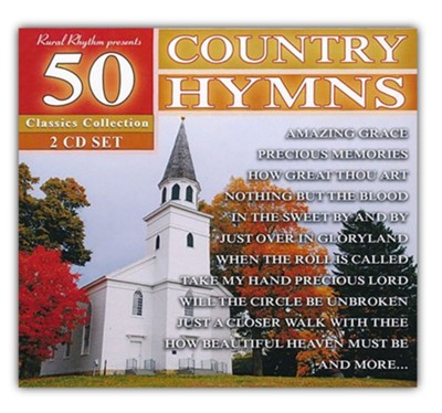 50 Country Hymns: Classics Collection   -