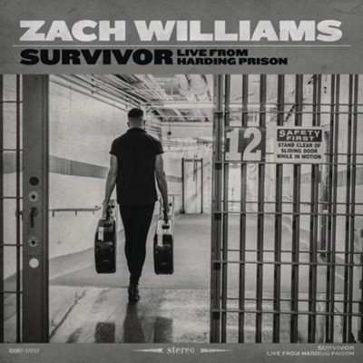 Survivor: Live From Harding Prison EP   -     By: Zach Williams