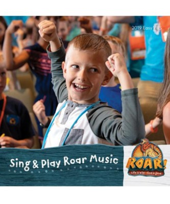 Roar: Sing & Play Music CD  -