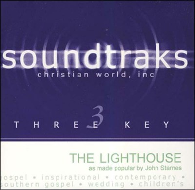 The Lighthouse, Accompaniment CD   -     By: John Starnes