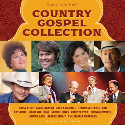 Country Gospel Collection, Volume 1   -     By: Various Artists