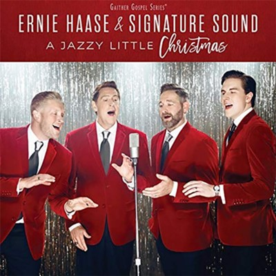 A Jazzy Little Christmas   -     By: Ernie Haase & Signature Sound