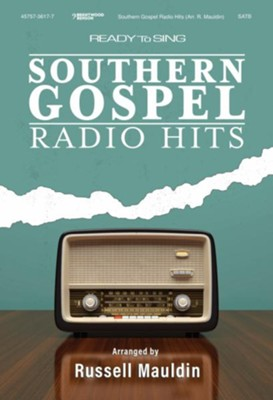 Ready to Sing: Southern Gospel Radio Hits, Listening CD  -     By: Russell Mauldin