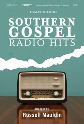 Ready to Sing: Southern Gospel Radio Hits, Split-Track Accompaniment  -     By: Russell Mauldin