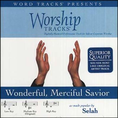 Wonderful, Merciful Savior, Accompaniment CD