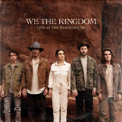 Live at the Wheelhouse, CD   -     By: We The Kingdom