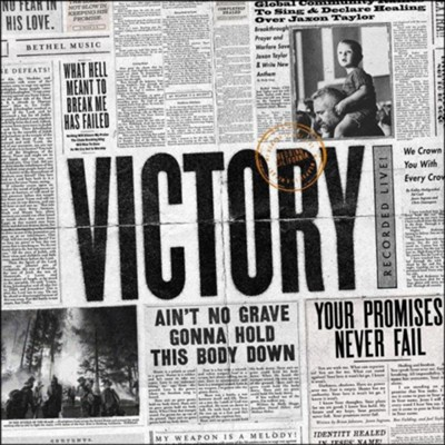 Victory (Compilation)   -     By: Bethel Music