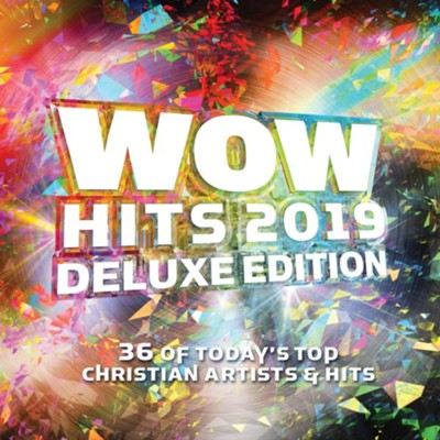 96b18606e2084a WOW Hits 2019 (Deluxe)  Various Artists - Christianbook.com