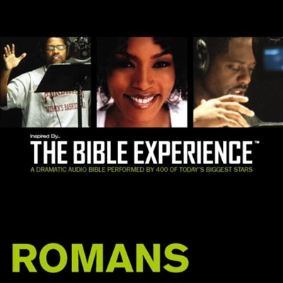 Inspired By The Bible Experience: Romans - Unabridged Audiobook  [Download] -