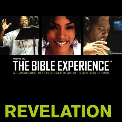 Inspired By The Bible Experience: Revelation - Unabridged Audiobook  [Download] -