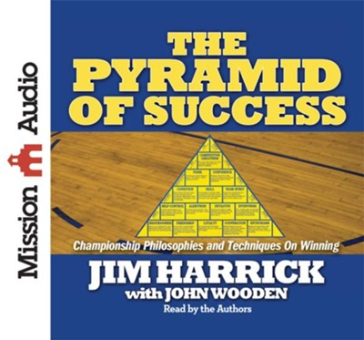 The Pyramid Of Success Championship Philosophies And Techniques On Winning Unabridged Audiobook Download