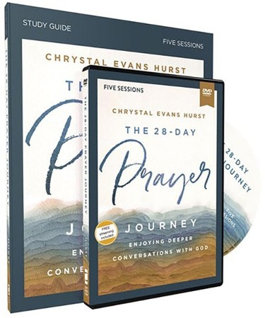 The 28-Day Prayer Journey DVD and Study Guide: Chrystal ...