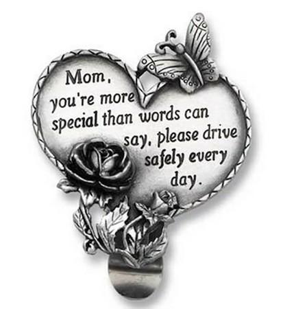 Mom You Re Special Visor Clip Christianbook Com