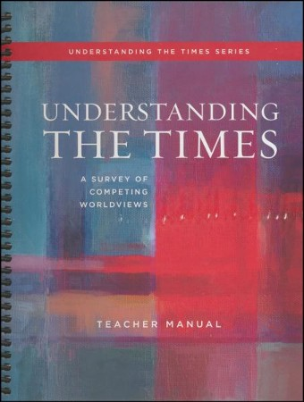 Understanding the times student manual: 9780936163215.