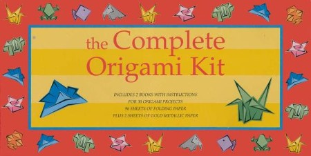 Amazon.com: Gamenote Colorful Kids Origami Kit 118 Double Sided ... | 226x450