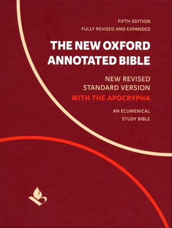 The new oxford annotated bible with apocrypha new revised standard the new oxford annotated bible with apocrypha new revised standard version black genuine leather edited by michael coogan marc brettler carol newsom fandeluxe Choice Image