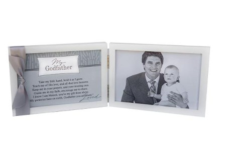 My Godfather Photo Frame With Sentiment - Christianbook.com