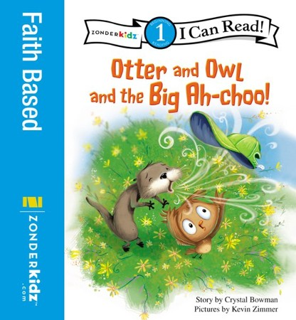Otter And Owl And The Big Ah Choo Ebook Crystal Bowman