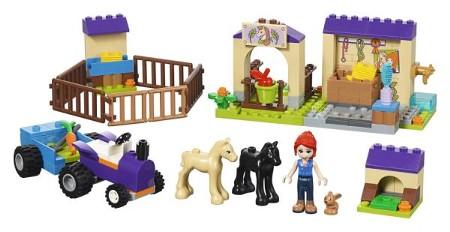 Lego Friends Mias Foal Stable Christianbookcom