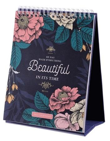 Everything Beautiful 2022 Desktop Calendar 9781642727333 Christianbook Com